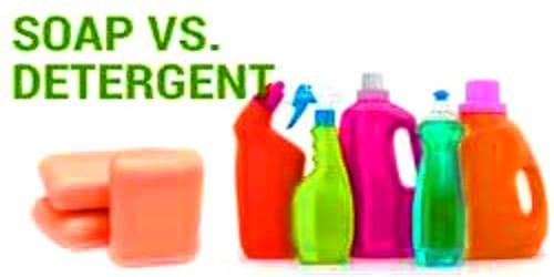 Why Detergent is better than Soap?