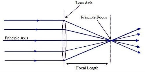 What is Principal Focus of the Mirror?