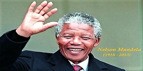 Short Note on Nelson Mandela
