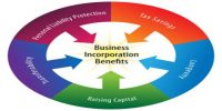 Incorporation in terms of Company