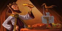 Moral Story: King Midas and his Golden Touch