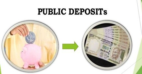 Public Deposits