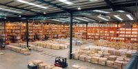 Describe on Warehousing