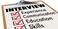Preparation for Job Interviews