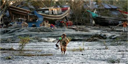Natural Calamity of Bangladesh