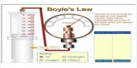 Boyle's Law: Explanation in terms of Gaseous State