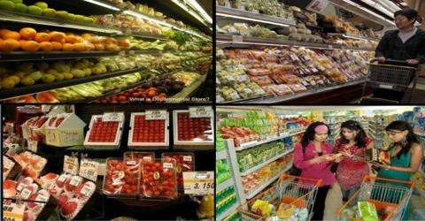 Difference between Departmental Stores and Multiple Shops