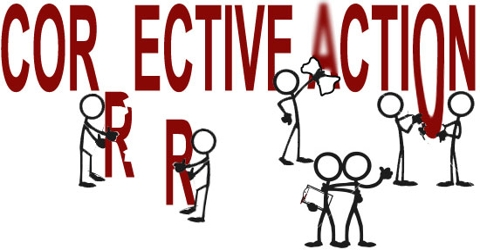 Taking Corrective Action in Management Controlling Process