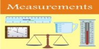 Principle of Measurements