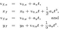 Second Equation of Dimensional Motion