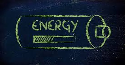 Energy Definition with Types