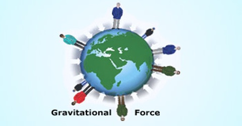 Gravity, Gravitation and Gravitational Field