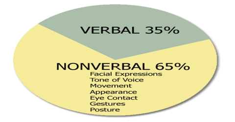 Importance and Functions of Non-verbal Communication