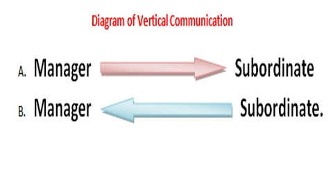 Meaning of Vertical Communication