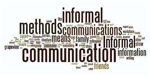 Disadvantages or Limitations of Informal Communication