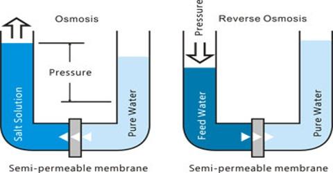 Osmosis Pressure