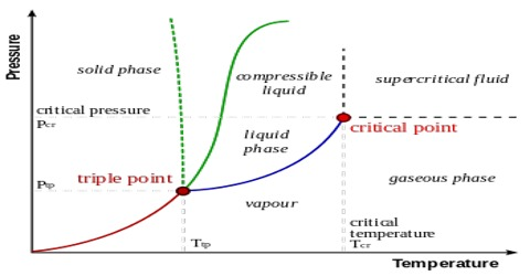 The triple Points of Phase Rule