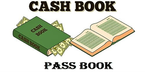 Difference between Cash Book and Pass Book