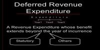 Deferred Revenue Expenditure