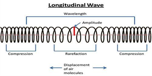 Characteristics of Longitudinal Wave