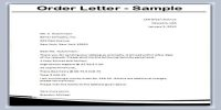 Meaning of Order Confirmation Letter
