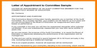 Meaning of Appointment Letter