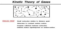 Molecular Kinetic Theory of Gases