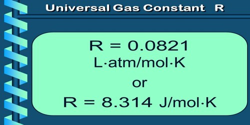 Universal Gas Constant