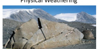 Physical Weathering Processes