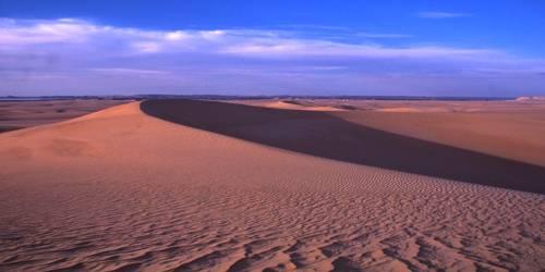 Barchans: Erosional Landforms