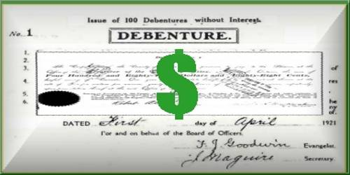 Difference between Share and Debenture