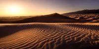Sand Dunes: Erosional Landforms