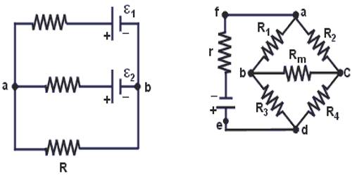 Application of  Kirchoff's Law in Parallel Combination of Cells