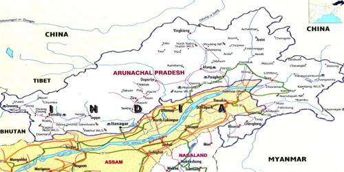 Arunachal Himalayas