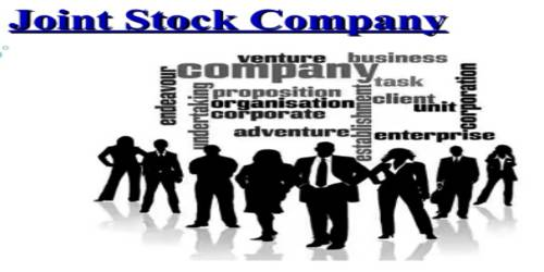 Taking Initiative of Forming Joint Stock Company