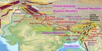 Himachal and Uttaranchal Himalayas