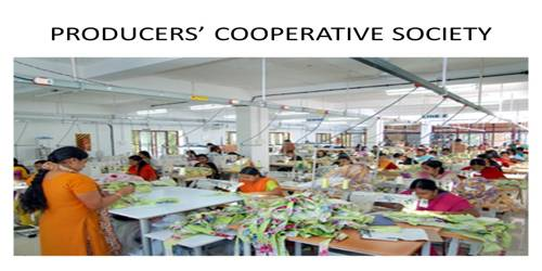 Advantages of Producer's Cooperative Society