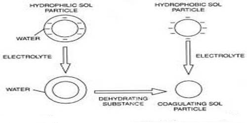 Colloidal Electrolyte