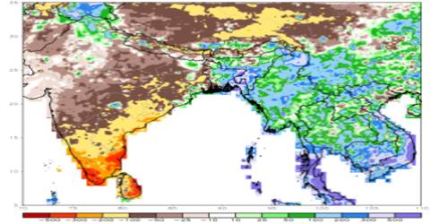 Global Warning in Indian Subcontinent