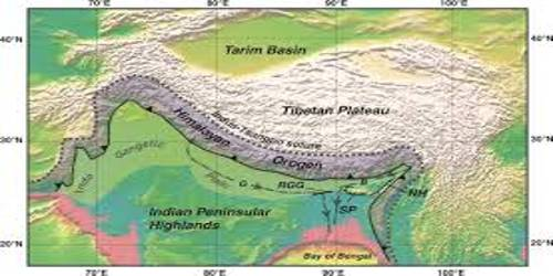 Comparison between the Himalayan and the Peninsular River