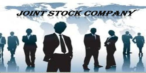 Definition of Joint Stock Company