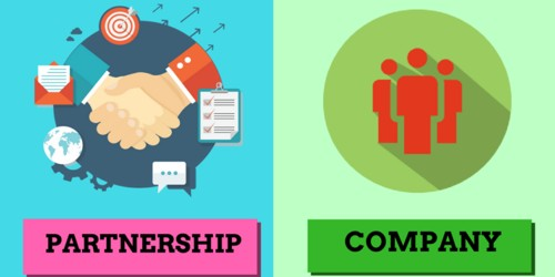 Differences between Joint Stock Company and Partnership Business