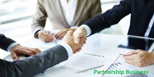 Contract is the Essence of Partnership Business