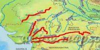 Evolution of Peninsular Drainage System