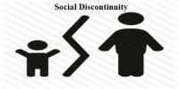 Social Discontinuity