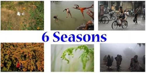 Traditional Indian Season