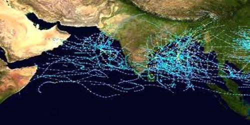 Western Cyclonic Disturbance and Tropical Cyclones in Winter Season