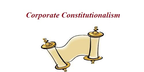 Corporate Constitutionalism in Society