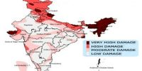 Landslide Vulnerability Zones in India