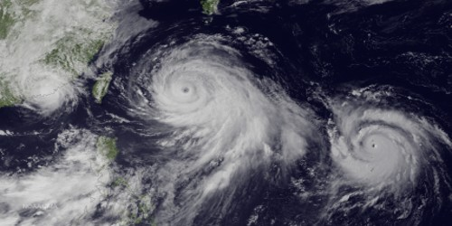 Spatio-temporal Distribution of Tropical Cyclone in India